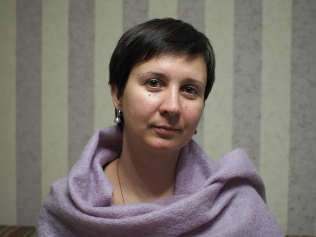Психотерапевт Анастасия Гурнева